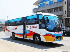 GL Trans 261 (JanStudio12) Tags: bus buses route transportation transit daewoo baguio trans gregory sagada sr pinoy cordillera 261 fanatic gl bontoc pbf janjan lizardo bf106 paganao janstudio12
