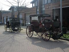 Paardenkoetsjes Amsterdam (Arthur-A) Tags: netherlands amsterdam nederland koets horsecarriages paardenkoets