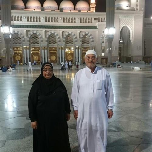 حمدالله على السلامه يا #أبى و #أمى   عمرة مقبولة