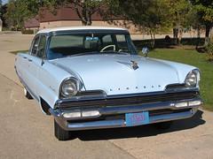 1956 Lincoln Capri 4-Door Sedan (Hipo 50's Maniac) Tags: sedan capri lincoln 1956 4door