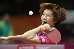 R_G_2596r (ittfworld) Tags: world sport ball championship shanghai emotion action young tennis tabletennis junior championships chine