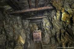 Vergessen - Forgotten (Reviersteiger) Tags: abandonedmines bergbau untertage fördertechnik erzbergwerk altbergbau stillgelegtebergwerke