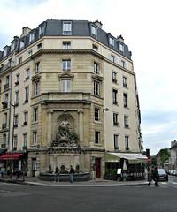 Paris 18 (AmyEAnderson) Tags: historic relief paris europe france windows street june 2016 art sculpture