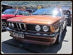 BMW 635 CSi (E24) (v8dub) Tags: bmw 635 cs schweiz suisse switzerland german pkw voiture car wagen worldcars auto automobile automotive old oldtimer oldcar youngtimer klassik classic collector
