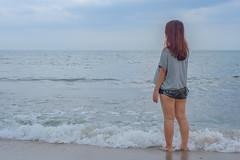 LCT_6019-2 (Eric LCT) Tags: taiwan taipei girl nikon 50mm f14d asia portrait sea