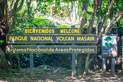Welcome to Volcan Masaya!