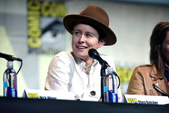 Rhea Butcher (Gage Skidmore) Tags: shawn kittelsen steve huey jd ryznar david lyons hunter stair johnny pemberton mike mitchell nick wiger cameron esposito rhea butcher agee georgia hardstark alie ward duncan trussell spencer crittenden dan harmon feral audio live san diego comic con international california convention center