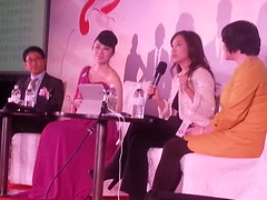 Peggy Liu @ OCBC Event