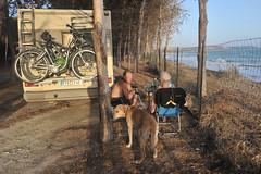 714 Eraclea Minoa camping (Pixelkids) Tags: italien camping campingplatz sizilien capobianco eracleaminoa eracleaminoavillage