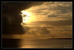 Playa Blanca (Zsuzsa Por) Tags: sunset sky espaa cloud mar spain agua lanzarote canarias cielo 2470l nube ef2470mmf28lusm aterdecer ocen canonistas canoneos7d