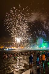 "2016-06-23 Noche de San Juan, Las Palmas (10) - ""Noche de San Juan"" (Johannisnacht) - Fiesta in der krzesten Nacht des Jahres (Sommersonnenwende) am Strand von Las Canteras in Las Palmas de Gran Canaria. (mike.bulter) Tags: people beach grancanaria strand spain fiesta fireworks kanaren canarias menschen espana canaries canaryislands esp spanien personen playadelascanteras feuerwerk feier laspalmasdegrancanaria kanarischeinseln johannisnacht sonnenwende sommersonnenwende fiestadesanjuan puertocanteras nochedesanjuanenlascanteras"