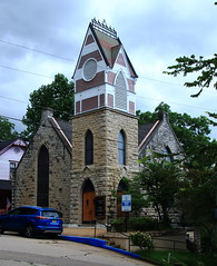 1st Presbyterian Church - Eureka Springs, Arkansas (danjdavis) Tags: church oldchurch eureakasprings arkansas chuirch presbyterianchurch stonechurch