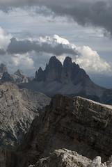In ogni roccia (VALERIA MORRONE  ) Tags: 3 nikon peak piazza valeria peaks rocce tre alto prato vette dolomiti sdtirol drei cime adige d60 picco morrone zinnen vallandro