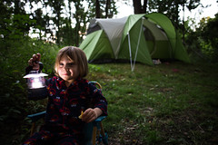 55| 100  Ghost stories (trois petits oiseaux) Tags: ghoststories camping camp kids child childhood tent lantern lowlight