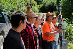 BC and Ahousaht First Nation launch a new partnership (BC Gov Photos) Tags: protocol economicdevelopment ahousaht johnrustad premierchristyclark