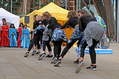 INK Dance at Tramlines 2016 (Tim Dennell) Tags: inkdance tramlines2016 tramlines 2016 festival sheffield