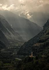 Mesocco (Elliott Bignell) Tags: schweiz switzerland suisse svizzera italienisch mesocco graubnden south sd valley tal church kirche