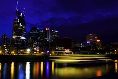 Nashville Nights (killionbe) Tags: nashville longexposure