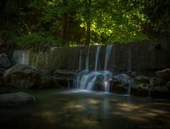 Cascata (Thobra) Tags: varenna cascata waterfall forrest lago como