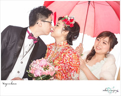 wedding - ting n kwan (kuicheung) Tags: wedding bigday marriage event snap people bride groom bridesmaids groomsmen love smile friends family happiness weddingphotography weddingphotojournalist weddinggown realwedding hongkong canon