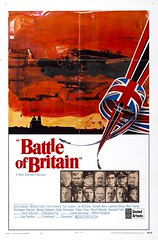 """Battle of Britain"" (Static Phil) Tags: harryandrews michaelcaine trevorhoward curdjürgens kennethmore laurenceolivier movieposter"