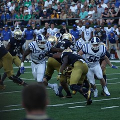 Notre Dame vs. Duke (Football)