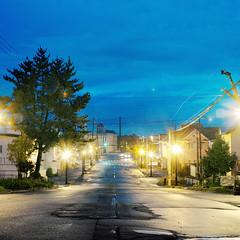 Hakodate twilight 4 (ohnonozomu) Tags: pentax k01 schneiderkreuznach curtagon 28mm f40