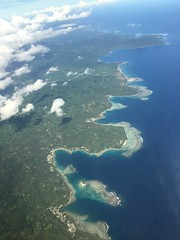 The coust of Solomon Islands