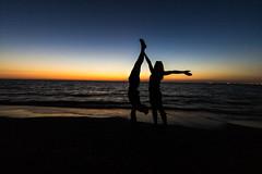 IMG_6598 (Das Foto-Gen) Tags: light sunset white house black beach nature island photography dawn brighton long exposure australia melbourne mornington australien peninsula philipp philip beachhouse available echidna