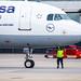 2. Vorfeldrundfahrt: Lufthansa