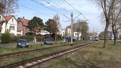 De Lijn Tramset N 6008 (Franky De Witte - Ferroequinologist) Tags: de eisenbahn railway estrada chemin fer spoorwegen ferrocarril ferro ferrovia