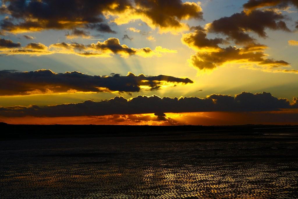 Furnace on the horizon
