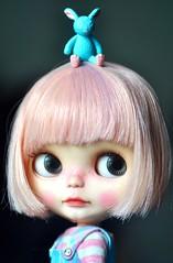 *Strawberry Muffin** & Bunny