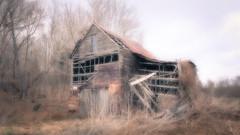Kentucky Barn1 (Bob G. Bell) Tags: abandoned barn kentucky fujifilm ruraldecay x30 benton iola marshallcounty bobbell