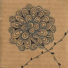 mumsie (cas924) Tags: pattern zia challenge iast zentangle
