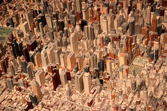 Panorama model of New York (quiggyt4) Tags: park nyc newyorkcity panorama newyork model gm expo manhattan plan flushingmeadows queens un moses planning corona unitednations pavilion gothamist gotham mets worldsfair unisphere worldfair usopen generalmotors nycparks robertmoses nymets ronpaul newyorkstatepavilion usta ows flushingpark occupy newyorkpanorama panoramamodel occupywallstreet