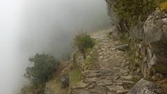 Inca trail (mihai.petrisor) Tags: panorama inca ruins ruine machupicchu incatrail puertadelsol urubambavalley incabridge templu caleferata poartasoarelui mperiulincas
