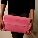 "Koret 'Ori' Clutch in Pink <a style=""margin-left:10px; font-size:0.8em;"" href=""http://www.flickr.com/photos/131977751@N08/17096197297/"" target=""_blank"">@flickr</a>"