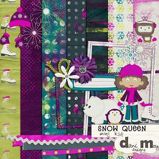 Dani Moy- Snow Queen