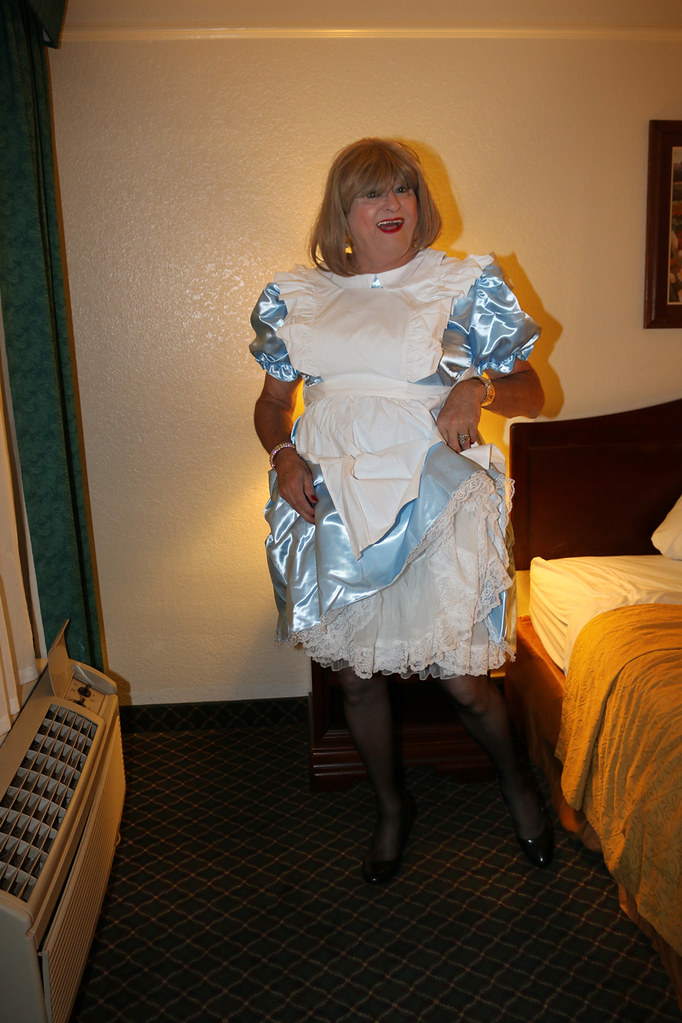 Mature Transvestite Sissy Maids - Porn Images-8691