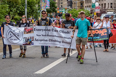 EM-160710-DisabilityPrideNYC-023 (Minister Erik McGregor) Tags: nyc newyork art festival photography march parade awareness visibility inclusion 2016 disabilitypride erikrivashotmailcom erikmcgregor 9172258963 erikmcgregor disabilitypridenyc disabilityparade