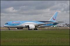 G-TUID Boeing 787-7 Thomson Airways (elevationair ) Tags: dublinairport dub eidw airliners avgeek arrival landing landed runway aviation airplane plane aircraft thomson thomsonairways boeing 787 788 boeing7878 boeing7878dreamliner dreamliner gtuid angelofthesky