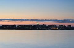 07/26/2016 - Summer evening in Madison, WI (lalitkumarj) Tags: madison wisconsin sunset landscape evening canon sigma 1750 lake long exposure summer architecture mendota monona