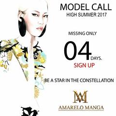[AMARELO MANGA] MODEL CALL HIGH SUMMER (model casting) (Luana Barzane / CEO [AMARELO MANGA]) Tags: amarelomangawoman amarelo manga fashion modelcall woman