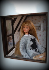 Mackie (pe.kalina) Tags: horse miniature doll furniture barbie mackie mattel diorama dollhouse lovin roombox