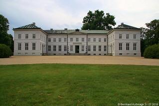 Europa, Deutschland, Brandenburg, Landkreis Märkisch-Oderland, Neuhardenberg, Schloss Neuhardenberg