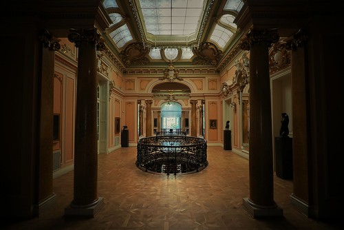 Craiova - Art Museum - Interior
