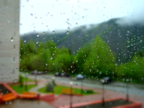 It's raining in Cheryomushki