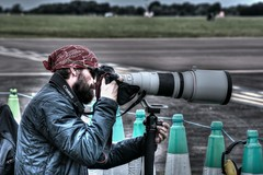 Is this you? (Steve.T.) Tags: canon lens photography nikon photographer aviation runway bandanna riat raffairford sigma70300 togger aviationphotography d7200 riat16 expensivekit
