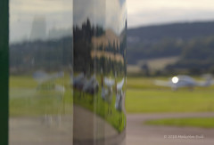 On the Curve (Malcolm Bull) Tags: 20160810shoreham0036edited1web include shoreham airport curved window reflection